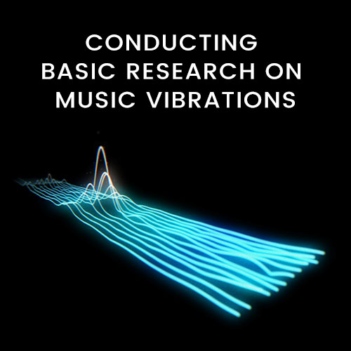 RESEARCH MUSIC EFFECTS vibration 7 vibes journey